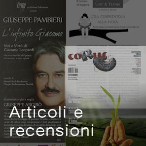 articoli e recensioni
