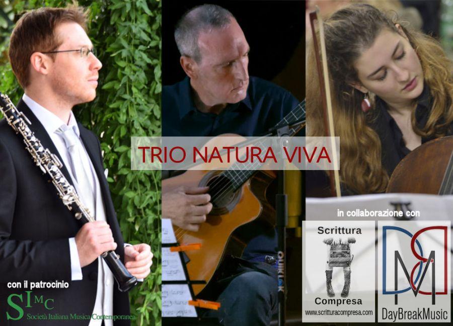 Trio Natura viva (con sponsor)